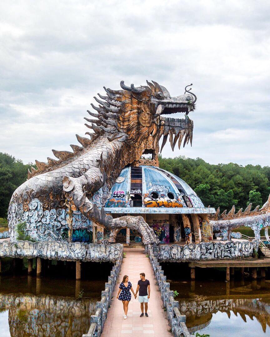 Abandoned Water Park Hue Vietnam Our Guide To Exploring The Forgotten